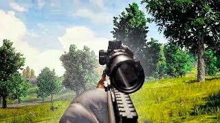 SKS SNIPER! - PLAYER UNKNOWN BATTLEGROUNDS
