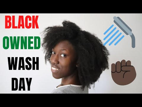BLACK OWNED NATURAL HAIR  PRODUCTS UK WASH DAY BLACK OWNED NATURAL HAIR BUSINESSES.