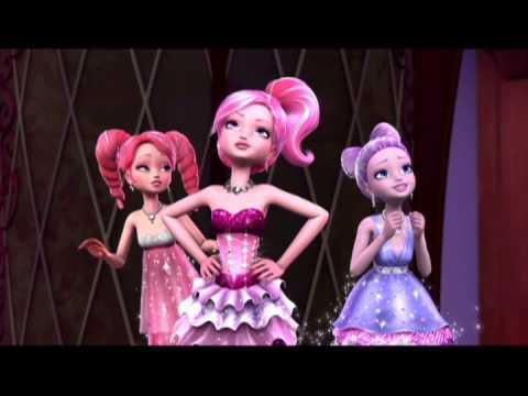Barbie A Fashion Fairytale Trailer Youtube