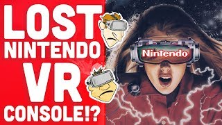 Nintendo's Lost VR Console! - Rerez Hot Take