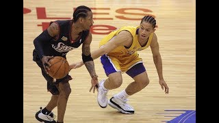 Allen Iverson Top 100 Crossovers YouTube Videos