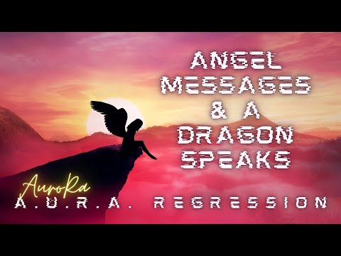 A Dragon Speaks from Lemuria & Angel Messages of Enlightment