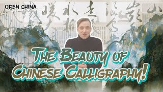 Culture Explained: The Story Behind Chinese Calligraphy   EP51 Open China