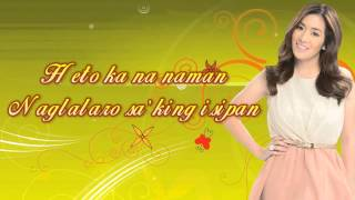 Angeline Quinto - Kung Sakali Man [Lyrics Video]