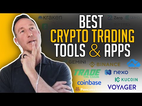 Best Crypto Trading Tools & Apps w/ Rob Wolff of Digital Asset News