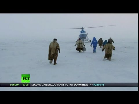 Russia's far North Sky Rescue