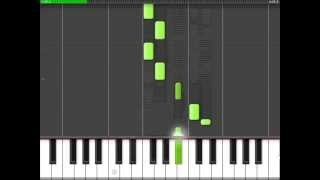 How to play Hey Brother Avicii Piano. Como tocar Hey Brother Piano ...