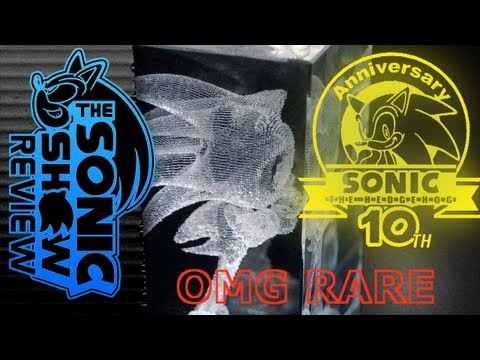10th Anniversary Sonic Crystal Cube Review