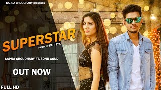 Download Video Super Star | Sapna Chaudhary | Sonu Goud | New Haryanvi Song 2018 | Latest Haryanvi Songs | Sonotek MP3 3GP MP4