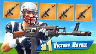 *NEW* NFL Skin + Heavy AR ONLY in Fortnite