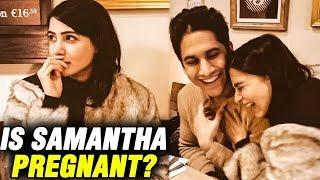 "OFFICIAL : 'Samantha Pregnant ?"""