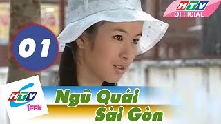 Ngũ Quái Sài Gòn - Tập 01 | HTVC Phim Thiếu Nhi Việt Nam Hay Nhất 2018