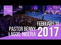 Benny Hinn Live In Lagos, Nigeria, February 10th 2017 video
