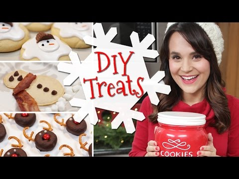 Save DIY Holiday Treats Pictures