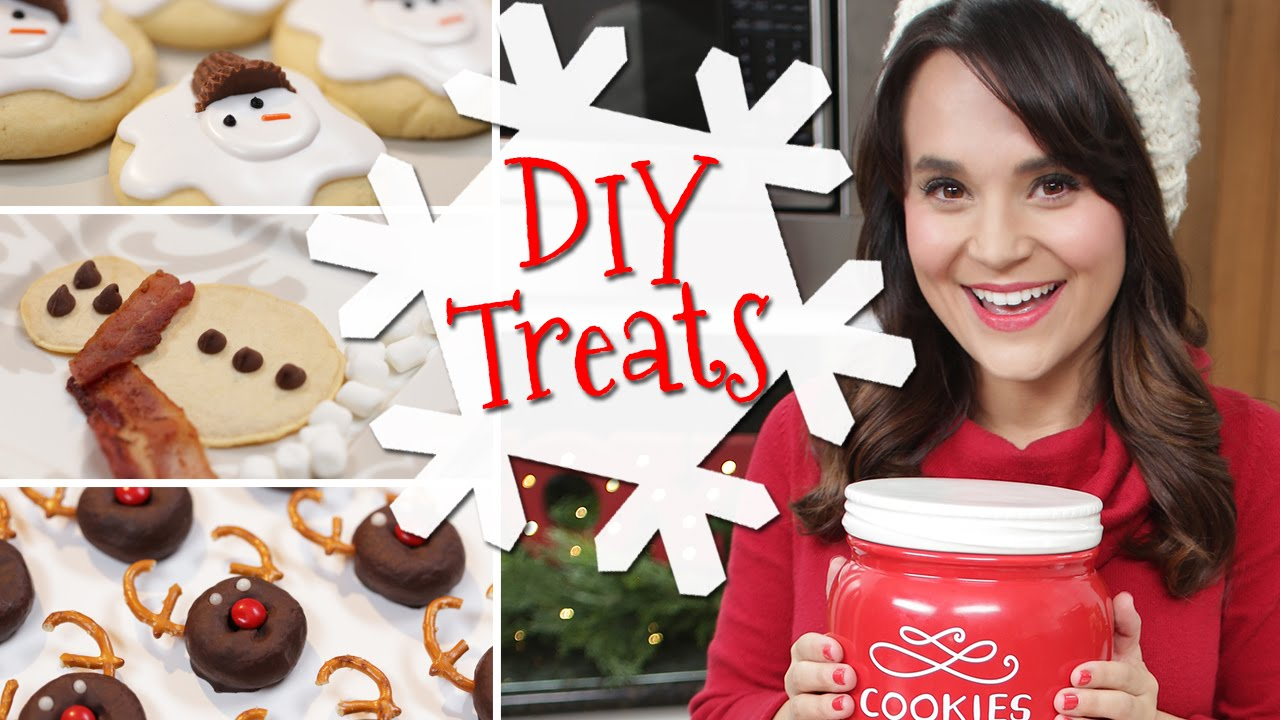 DIY Holiday Treats - YouTube