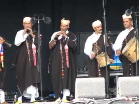 The Master Musicians of Joujouka Glastonbury 2011
