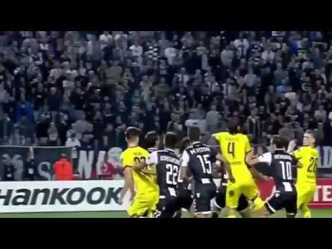 PAOKテッサロニキ- ドルトムント...