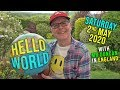 🌍HELLO WORLD! / LIVE from ENGLAND - Saturday 2nd MAY 2020 / Mr Duncan teaches English 2 U
