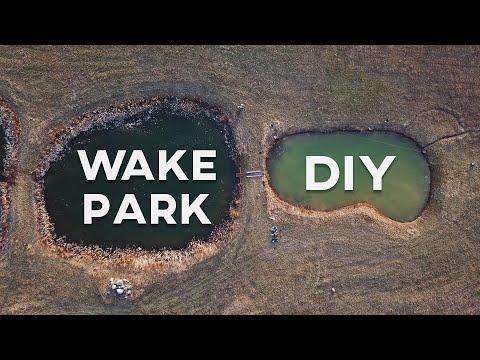 Mes pasistatėme savo vandenlenčių parką, o po to jį sulaužėme! (Funk Gang)