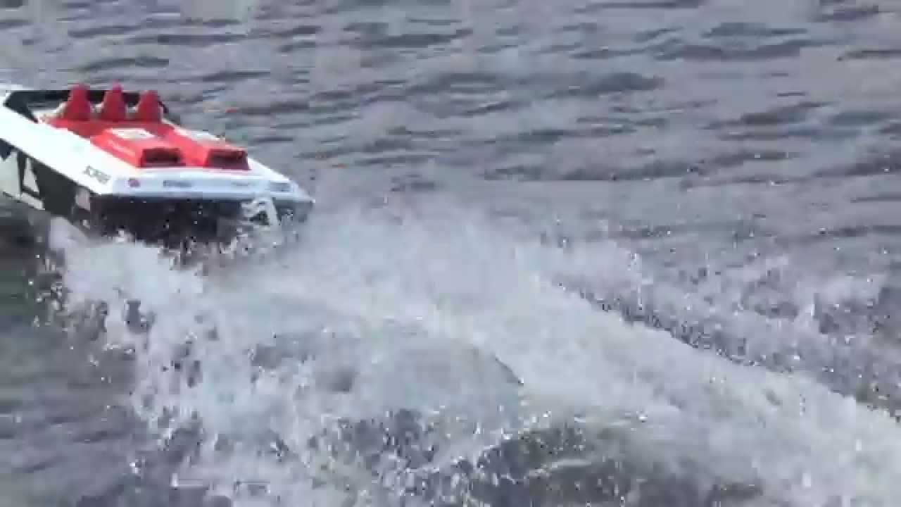 Ken 39 s scale model boat compilation youtube for Miss belmar fishing report