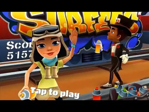 Subway Surfers RiO VS Venice iPad Gameplay for Children HD #81