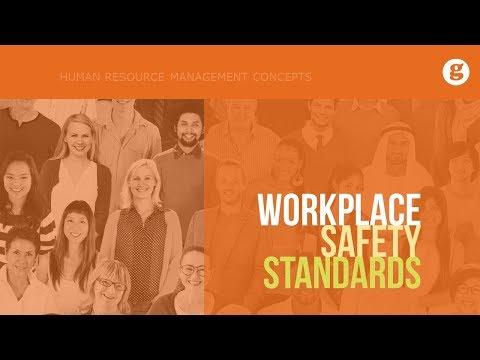 Workplace Safety Standards