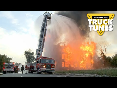 Download Youtube: Fire Trucks for Children | Kids Truck Video - Fire Engine