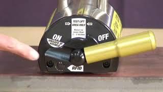 VersaLift™ Lift Magnet Demonstration