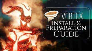 ESO UI Vortex Guide Installing Vortex SKSE64Game Preparation Skyrim SE Mod List
