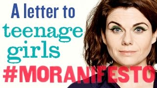 Caitlin Moran - A Letter to Teenage Girls