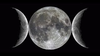 Using the waxing & waning moon, Spell types each one is good for, Greatest power