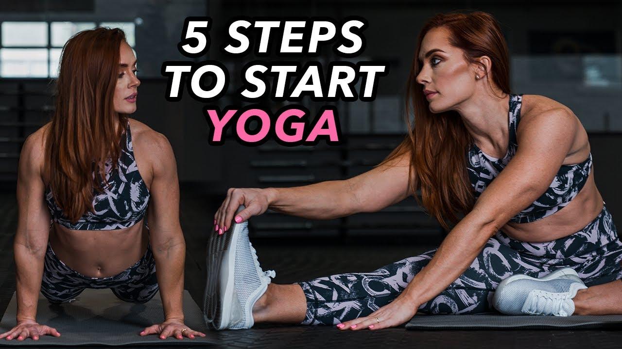 Advice For Yoga Beginners 5 Yoga Tips For New Yogis