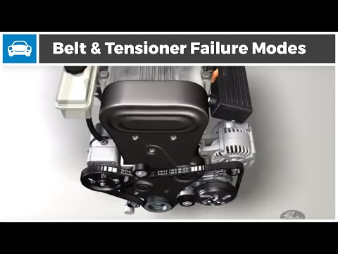 Understanding Belt and Tensioner Failure Modes