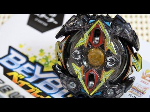 Zillion Zeus .I.W Starter (B-59) Unboxing & Review! - Beyblade Burst!