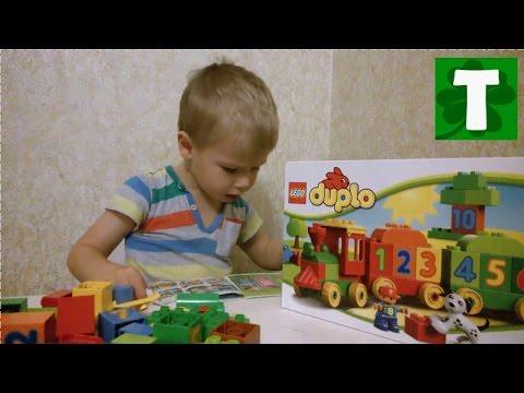 LEGO Duplo 10558 Лего Считай и играй