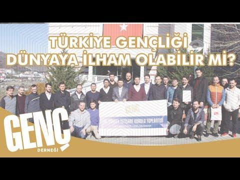Türkiye Gençliği Dünyaya İlham Olabilir Mi?