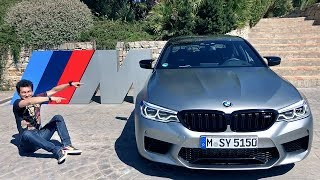 2018 BMW  M5 Competition 625 л.с. // Alan Enileev