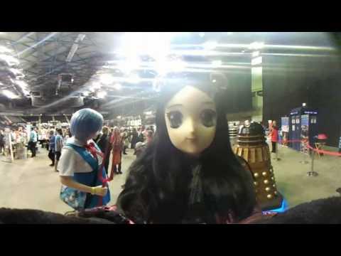 Kigurumi at Yorkshire Cosplay Con 2017 in 360