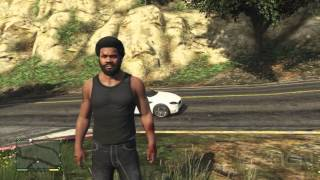 GTA 5 Cheats: Infinite Health Hack