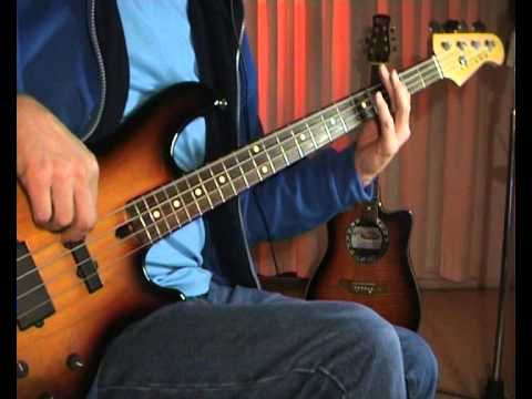 Jeans On - Bass Cover
