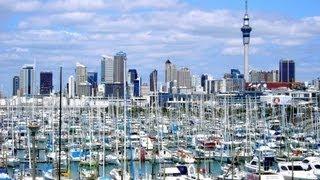 Окленд Новая Зеландия