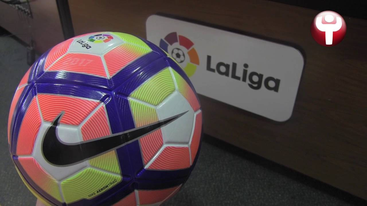 6a3b662a06905 El balón de la Liga 2016 2017 - YouTube