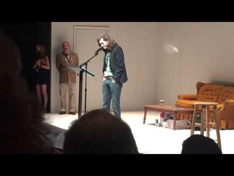 Playwright Lucas Hnath receives Steinberg/ATCA $7,500 award