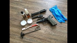 Beretta 92fs | How To Properly Clean and Maintain