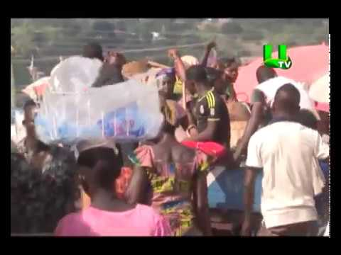 Special Report: Trading activities at Asesewa market