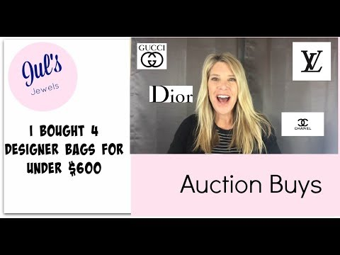 b9fdc119bdb4 Pre Loved Luxury Bags - YouTube