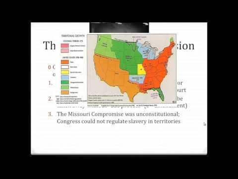 AP US History Curriculum: Period 5 (1844 - 1877