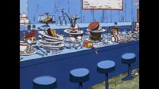 The Pink Panther Show Episode 64 - Pink Blue Plate