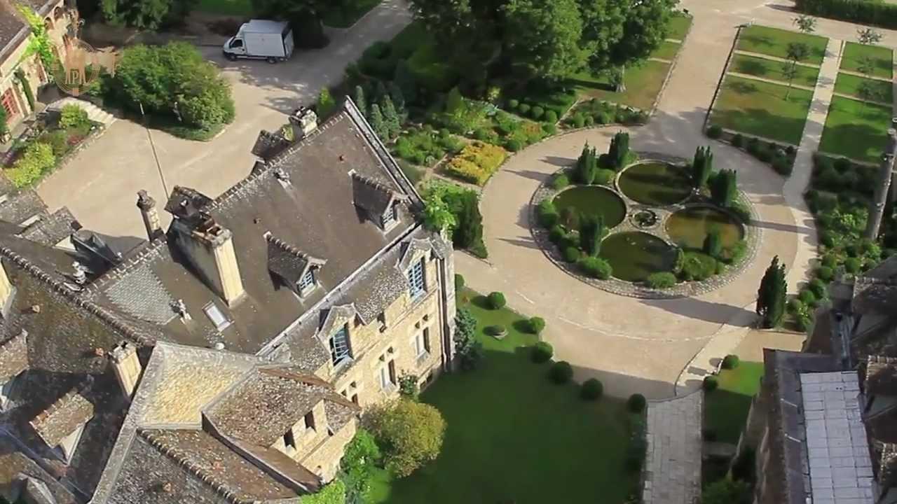 Abbaye des vaux de cernay vid o a rienne youtube for Abbaye des vaux de cernay piscine