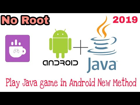 How To Play Java Game In Android (No Root) 2019